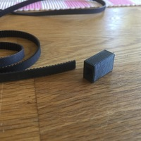 Small Belt twist fix 3D Printing 91145