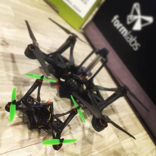 3D Printed DRONE - AfterByte MINI By MadeBySloan
