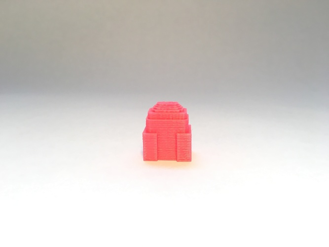 Empire State Building 3D Print 91456