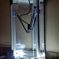 3D Printed AK74 & AKM Barrel Populating Alignment Jig by