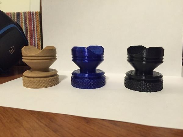 Medium Cigar Holder 3D Printing 91675