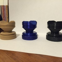 Small Cigar Holder 3D Printing 91675