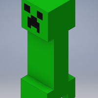 Small Creeper 3D Printing 91856