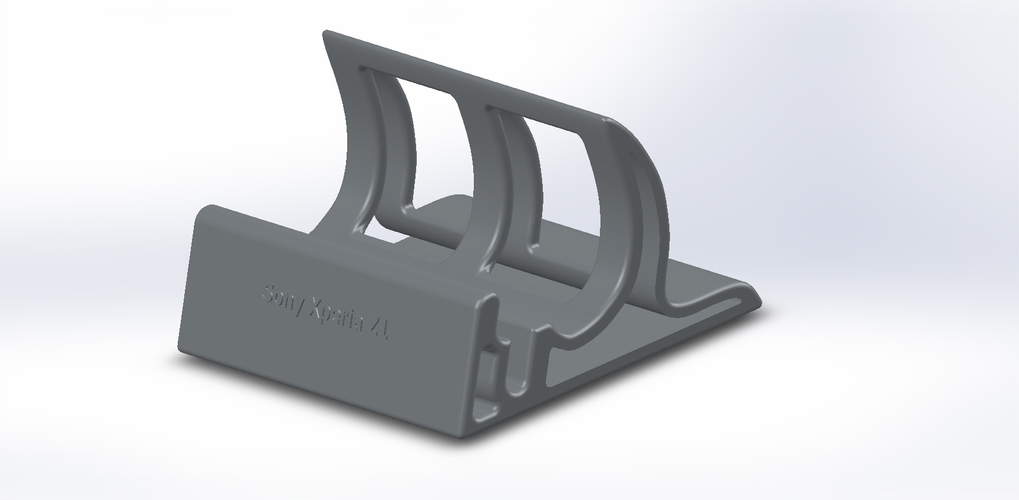 Changing dock 3D Print 91878
