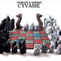Small Cyvasse Board (Variant) 3D Printing 919