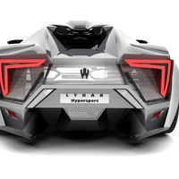 Small MODEL- LYKAN  HYPERSPORT-R1 3D Printing 91942