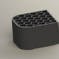 Small Rancilio Rocky Catch Tray 3D Printing 92047