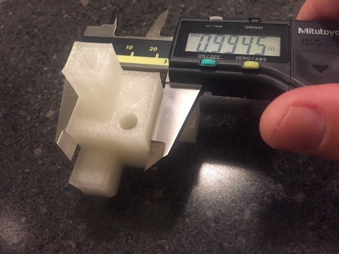 Calibration Check Print 3D Print 92065