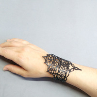 Small  Gothic Bracelet 3D Printing 92103