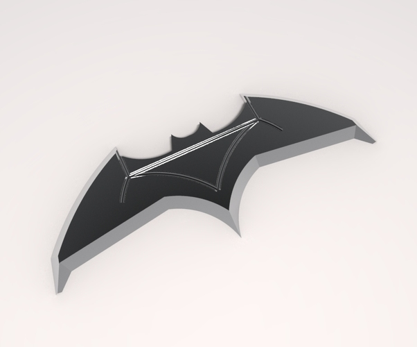 Batarang from Batman Vs Superman 2016 3D Print 92260