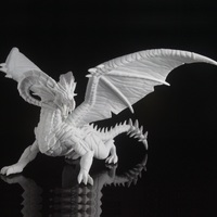 Small Dragon 3D Printing 92697