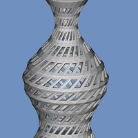 Small Vase 3D Printing 92820