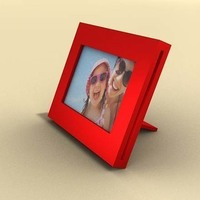 Small Amora Design Picture Frame 3D Printing 92879