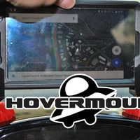 Small Hovermount - Dashboard Phone Holder 3D Printing 92991