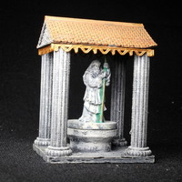 Small OpenForge Shrine 3D Printing 93047