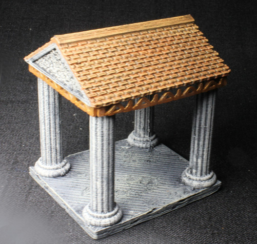 OpenForge Shrine 3D Print 93048