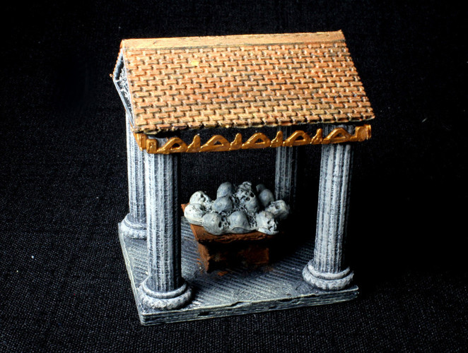 OpenForge Shrine 3D Print 93049