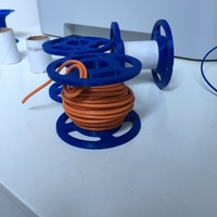 Small Wire spool 3D Printing 93300