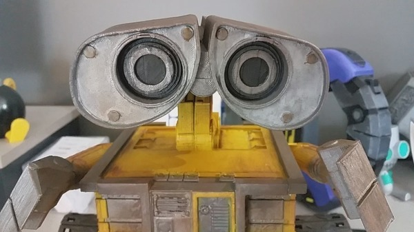 Medium Wall-E Robot - Fully 3D Printed 3D Printing 93341