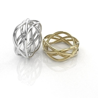Small WireWave-ring 3D Printing 93528