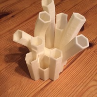 Small Pencil holder 3D Printing 93543