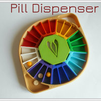 Small 3d Printed Pill Dispenser 3D Printing 93586