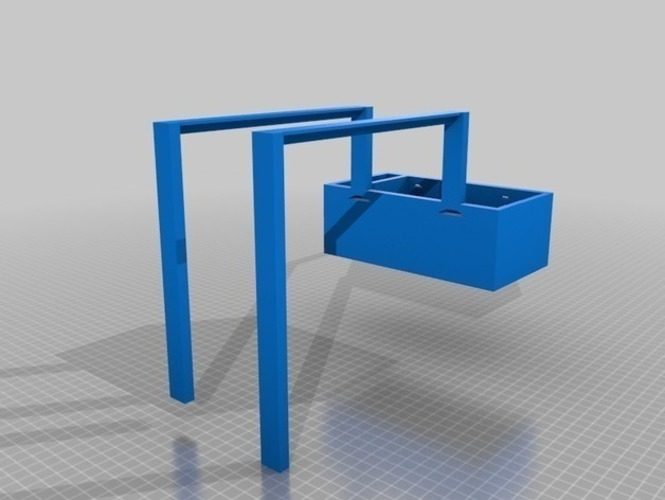 Neck Basket for Human Aid 3D Print 93769
