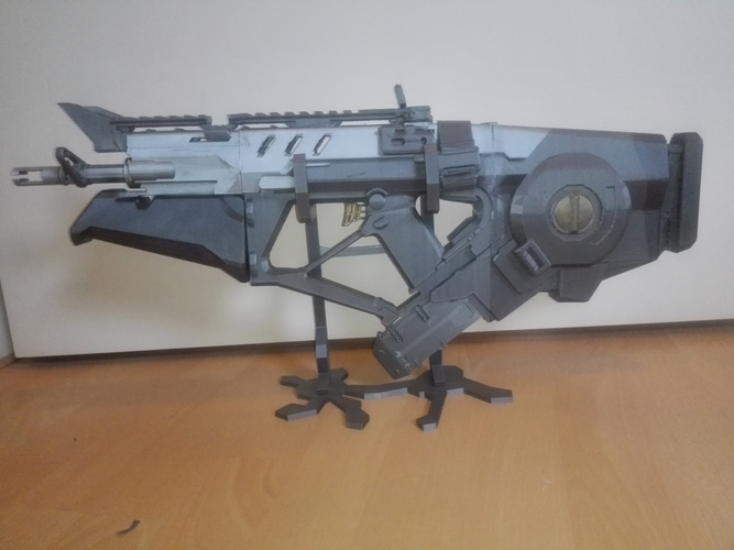 Razorback Gun (Call of Duty) 3D Print 93861