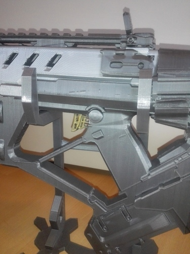 Razorback Gun (Call of Duty) 3D Print 93864