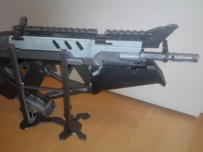 Razorback Gun (Call of Duty) 3D Print 93869