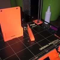 Small Phone holder customizable 3D Printing 94056