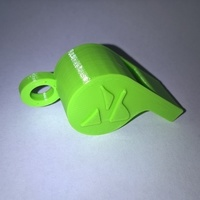 Small Whistle_Vertix 3D Printing 94059