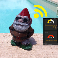 Small GnomIoT - The Solar Powered Garden Sensor 3D Printing 94062