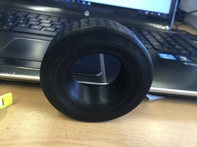 Tyre - Tyre With Rims and Rims only (updated) 3D Print 94079