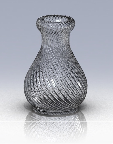 vase - ANTS 3D Printer ONLY US$200 3D Print 94138