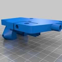 Small Kossel Carriages - For Use With Switchfector V3 3D Printing 94310