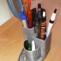 Small Pen holder 3D Printing 94413