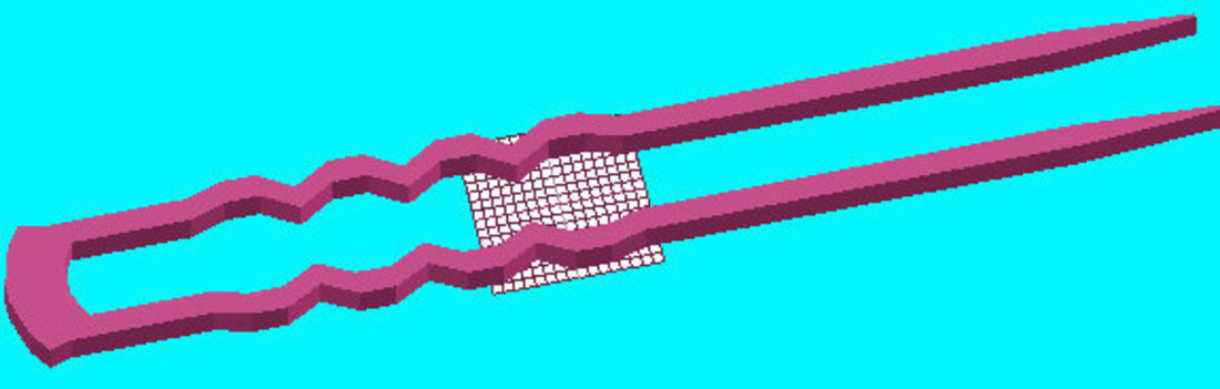 Big Hairpin 3D Print 94485