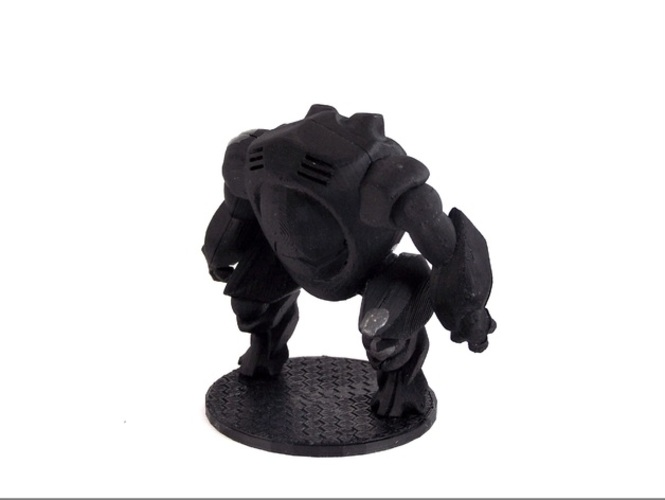 Dominion T.A.P. (Tactical Armor Pod) 3D Print 945