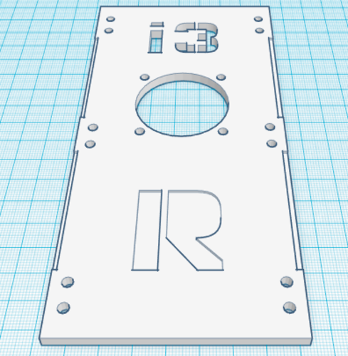 Electronics Box RAMPS | Revolutioni3 | Revolution Media Group 3D Print 94587