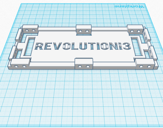 Electronics Box RAMPS | Revolutioni3 | Revolution Media Group 3D Print 94590
