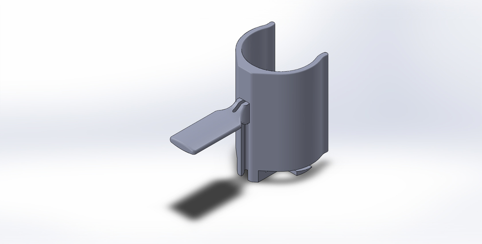 Soda Can Holder 3D Print 94591