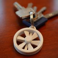 Small Keychain Propeller 3D Printing 94650