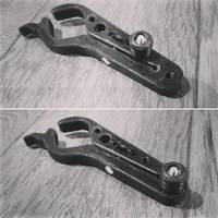 Small Motorcycle Throttle Lock 3D Printing 94672