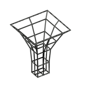 Small Architectural column frame 3D Printing 94682