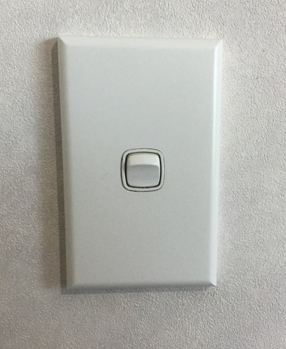 TARDIS Light switch cover (NZ) 3D Print 94721