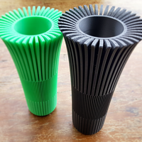Small Gear Vase 3D Printing 94790