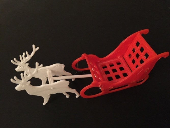 Christmas ornament 3D Print 94861