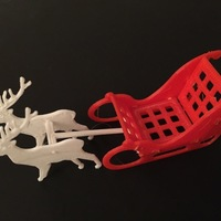 Small Christmas ornament 3D Printing 94861