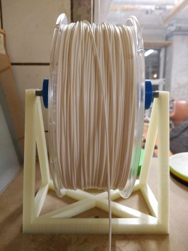 Filament Spooler with 8mm threaded rod 3D Print 95039